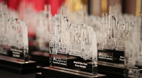 ACG New York Champion Awards