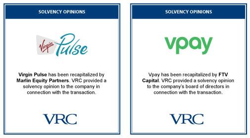 VRC Solvency Opinion Provider